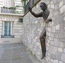 """""""Passemuraille Paris Montmartre"""""""