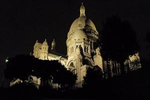 """sacre coeur in Paris Montmartre"
