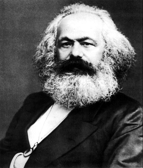 """Karl Marx"""