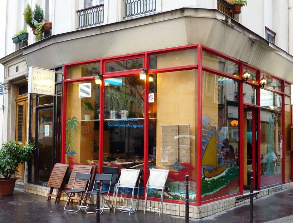 """""""Les Majungais Malagasy restaurant in Paris"""""""