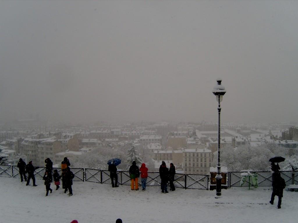 """""""Montmartre Paris"""""""
