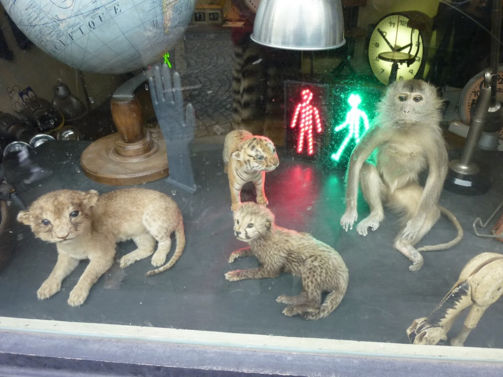 """antique animal toys"""