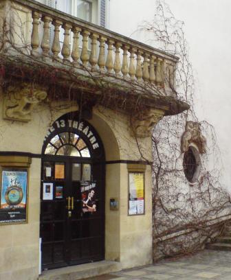 """""""Cine 13 in Ave. Junot Montmartre"""""""
