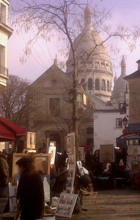 """Basilica of Sacre Coeur"""