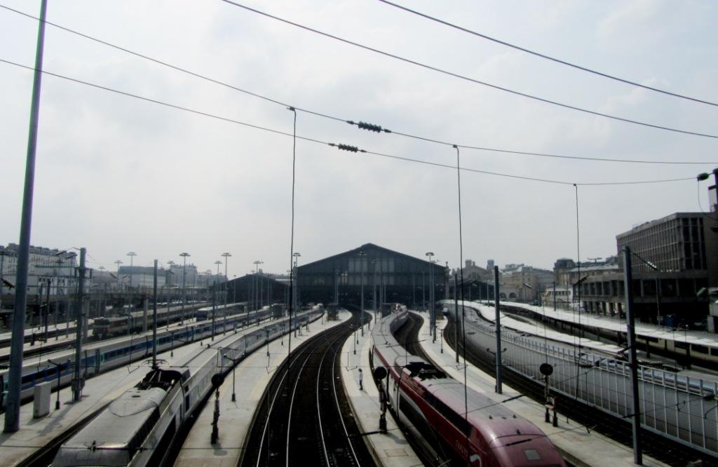"""Gare du Nord"""