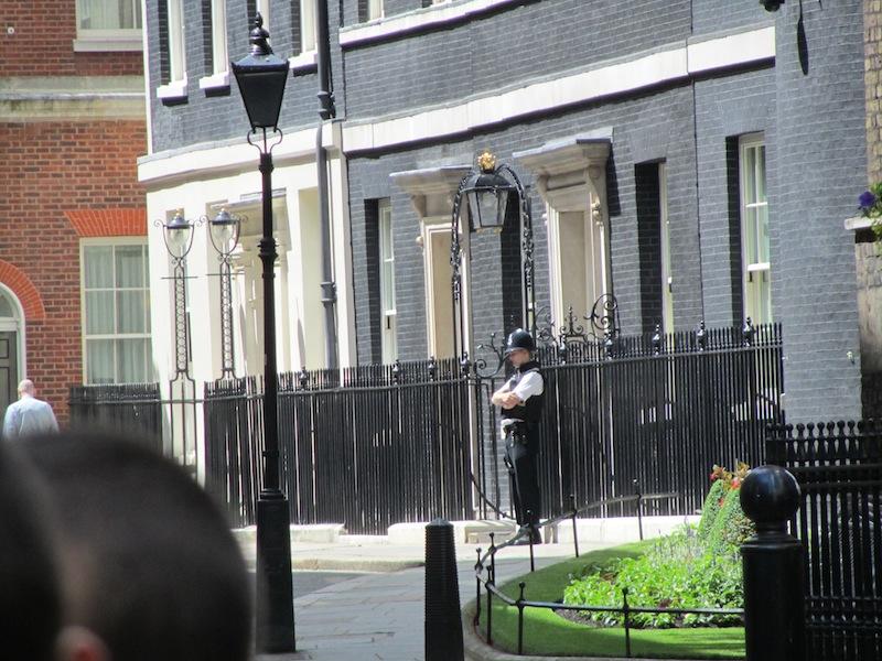 """No. 10 Downing Street London"""